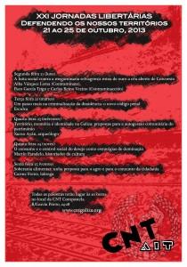 cartaz XXI jornadas
