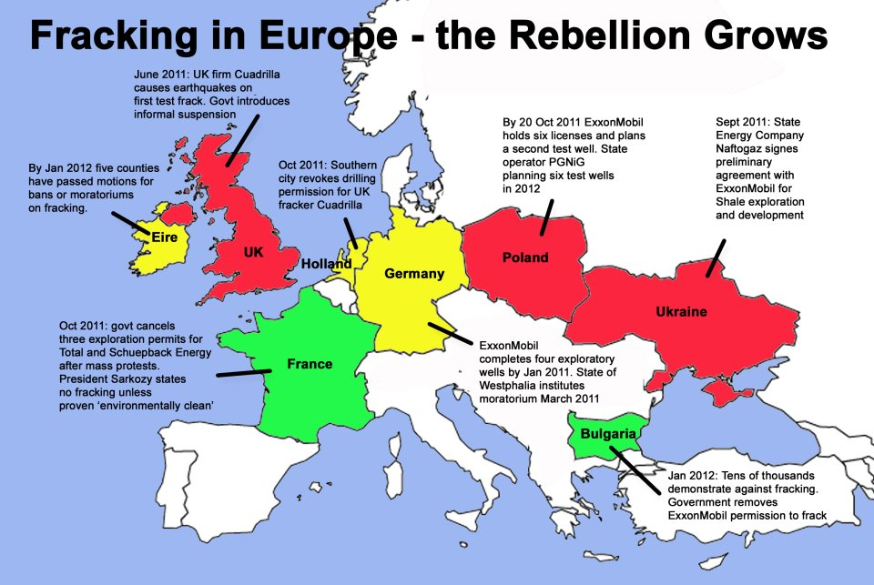 fracking-in-europe